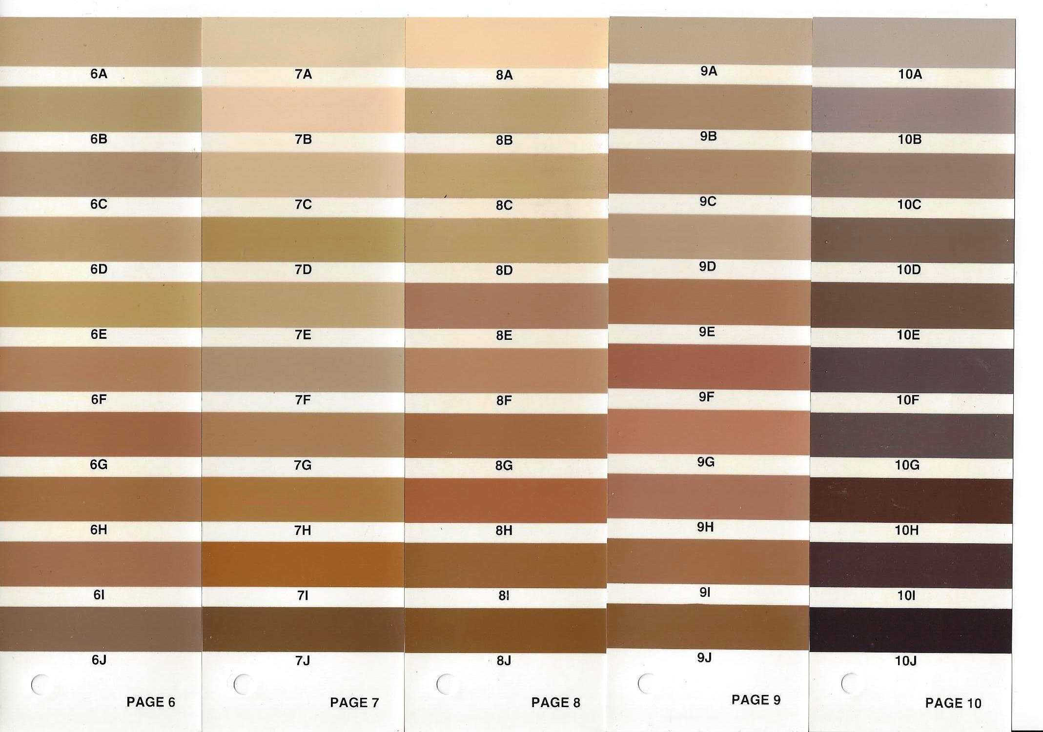 3 best images of skin color chartlor mixing recipe book kryolan beige color in the interior and its with homede geenschuldenfo Gallery